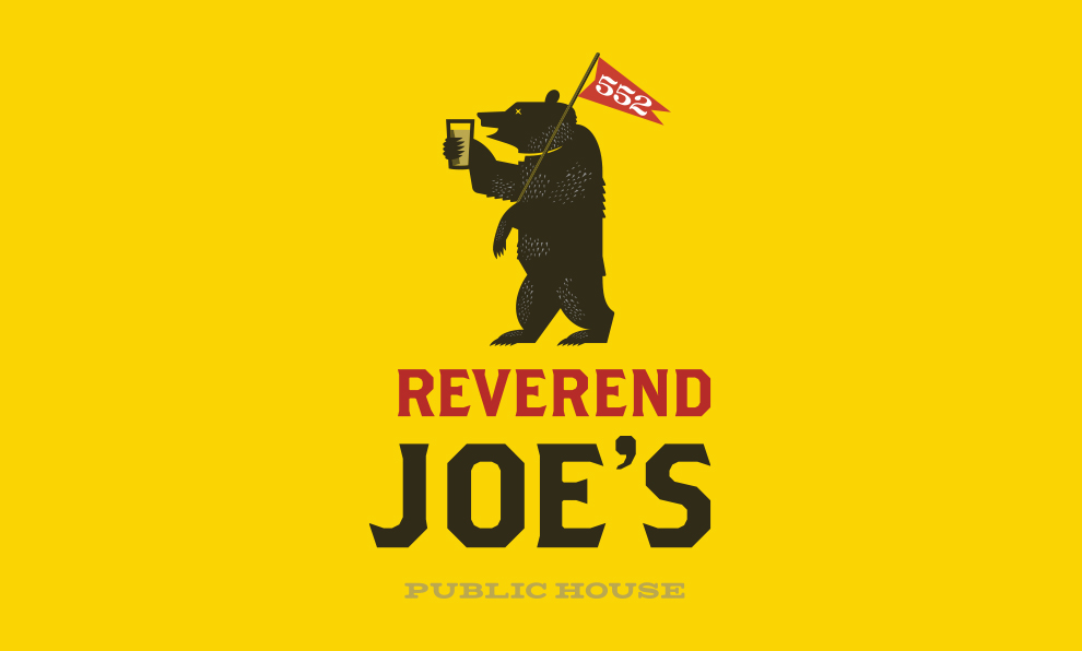 Reverend Joe's Public House logo