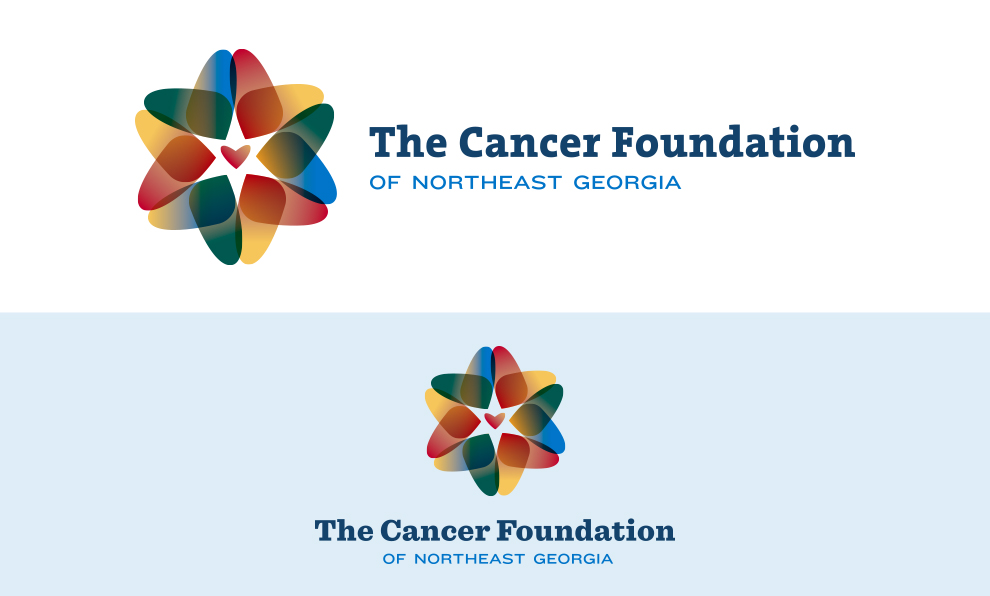 The Cancer Foundation of Northeast Georgia logo