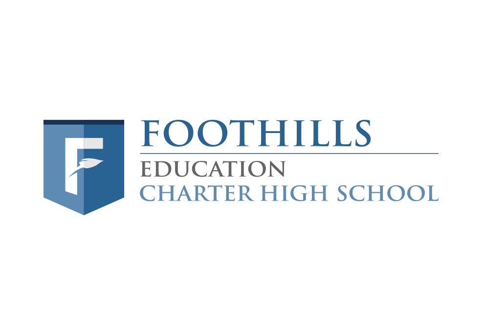 Foothills Education Charter High School Logo