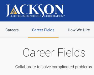 Jackson EMC Careers Website
